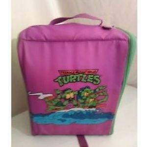 1991 TMNT Teenage Mutant Ninja Turtles Backpack